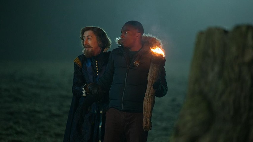 Doctor Who The Witchfinders (3)