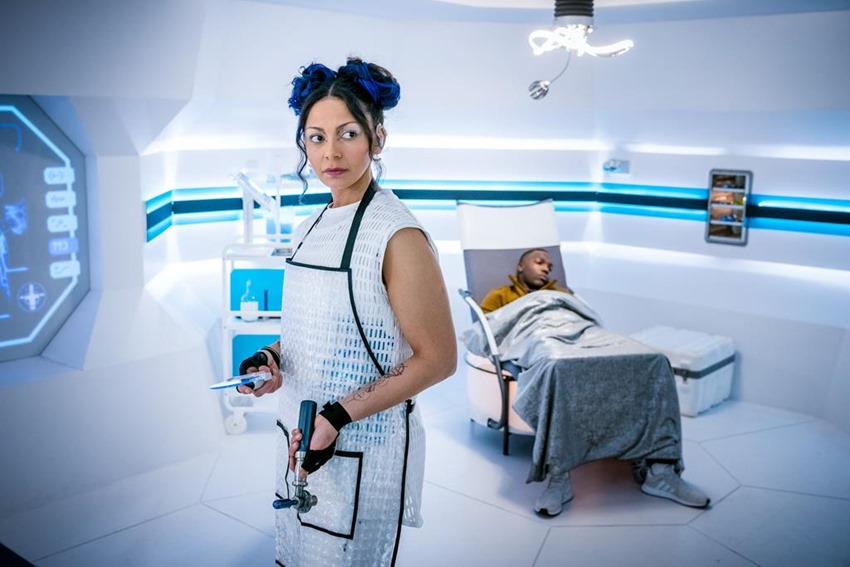 Doctor Who Tsuranga (4)
