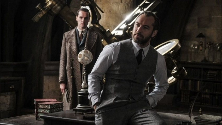 Fantastic Beasts: The Crimes of Grindelwald review – A mixed magical bag of tricks 10