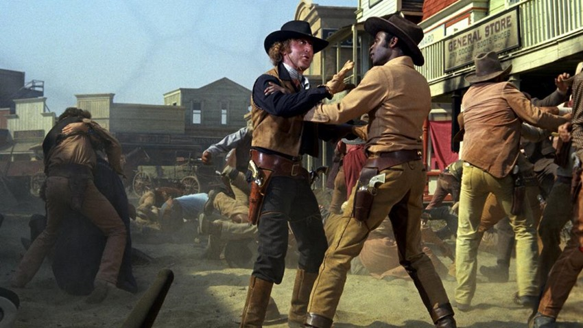 I got tired of using official RDR2 images so go and watch Blazing Saddles