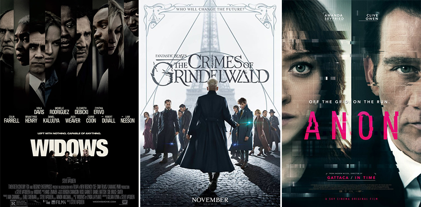 Movies out Today: 16 November 2018 2