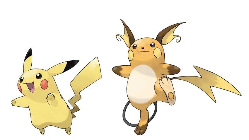 Pikachu-evo