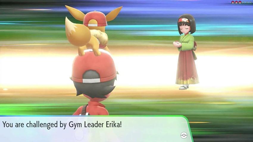 Pokemon let's Go Erika (4)