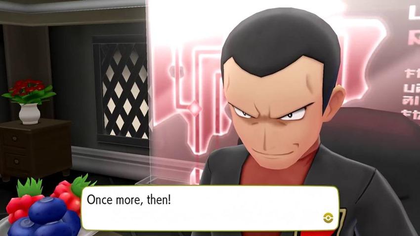 Pokemon let's Go Giovanni (3)