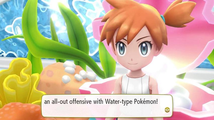 Pokemon let's Go Misty (2)