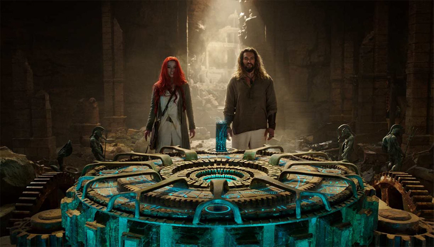 Aquaman review - Over-the-top under-the-sea fun! 10