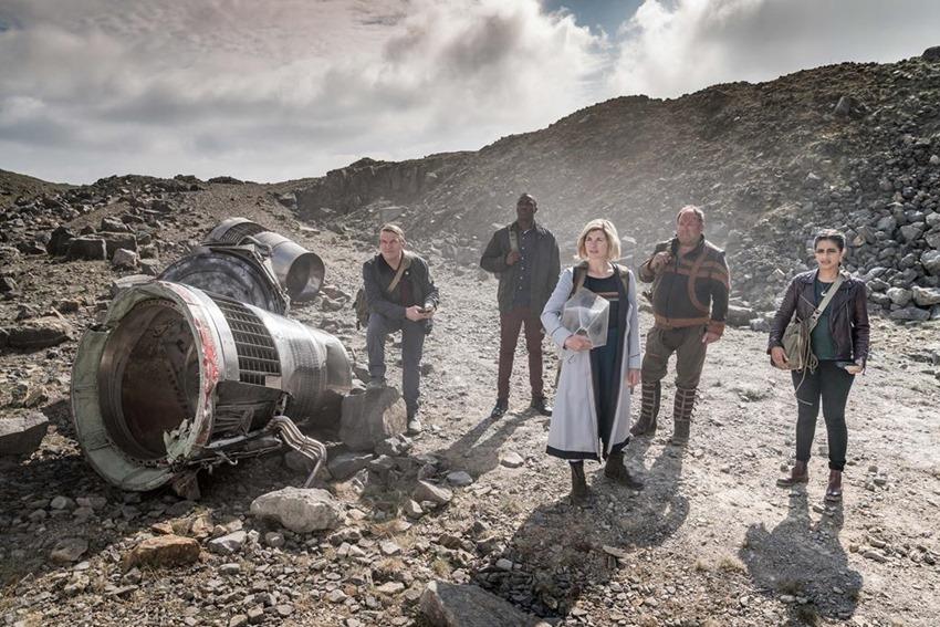 Doctor Who Battle of Ranskoor Av Kolos (4)