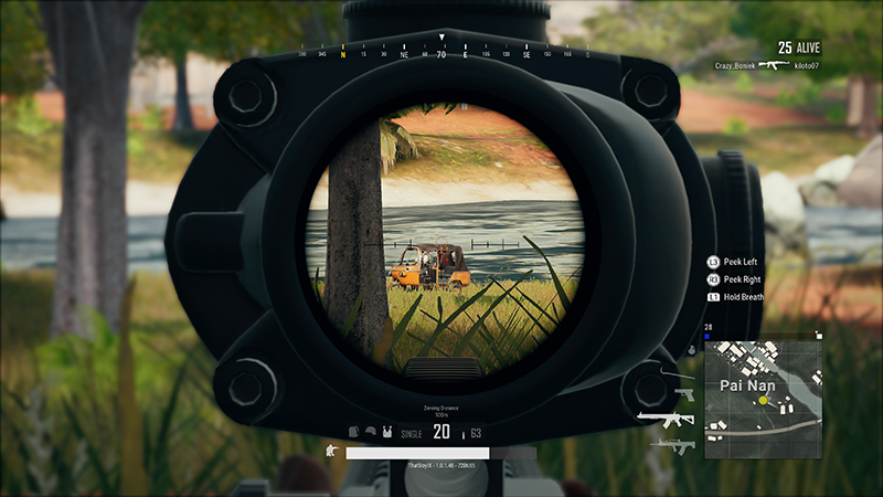 PlayerUnknown's Battlegrounds PS4 Review - Late out the block but worth the wait 20