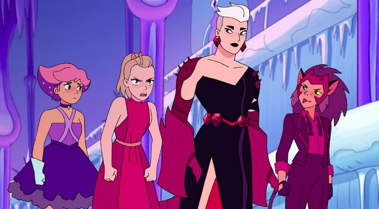 She-Ra and the Princesses of Power review: For the diversity of Gayskull 13