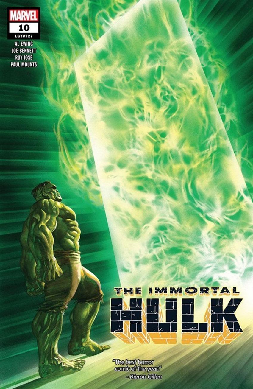 The Immortal Hulk #10
