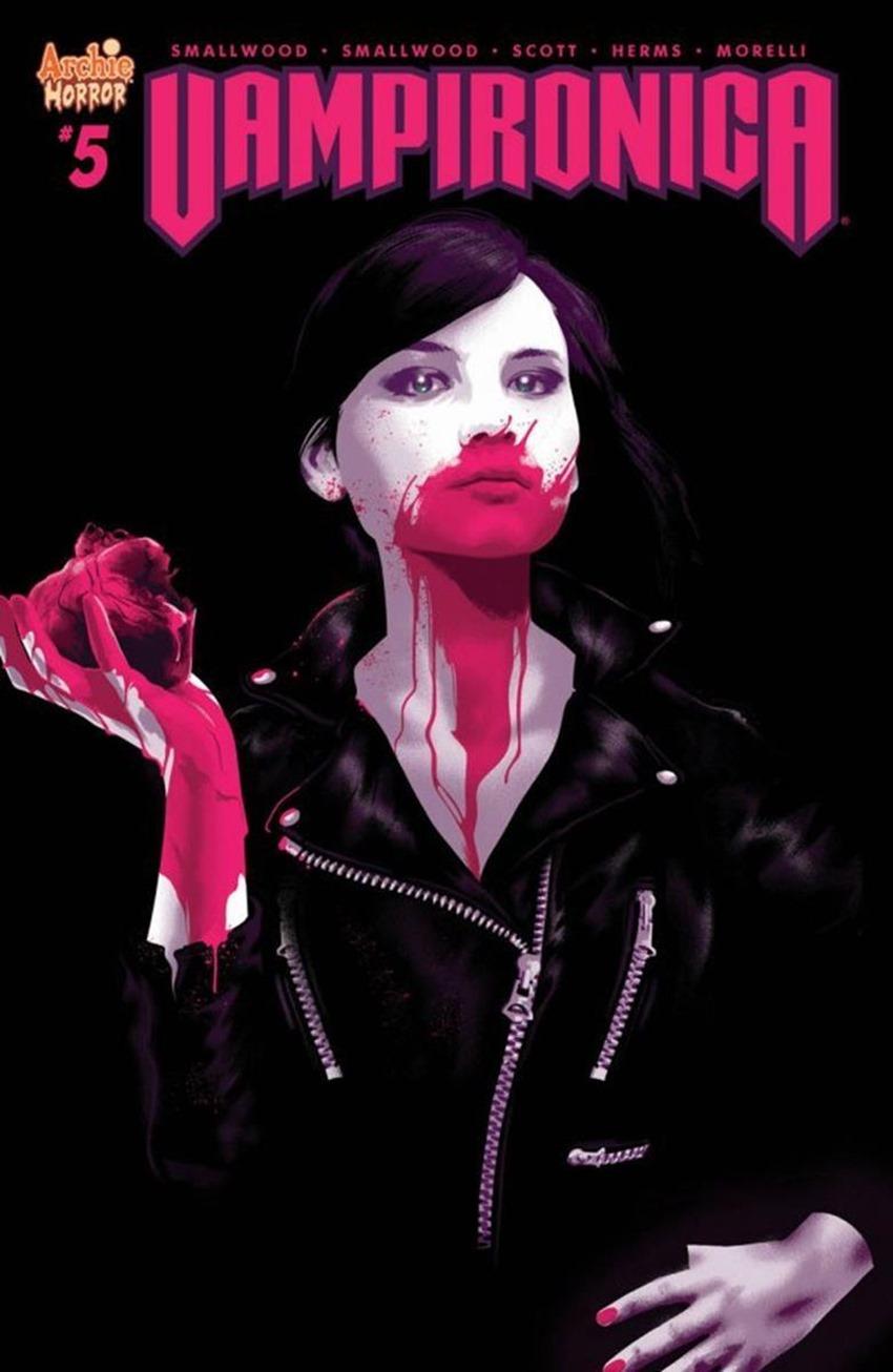Vampironica #5