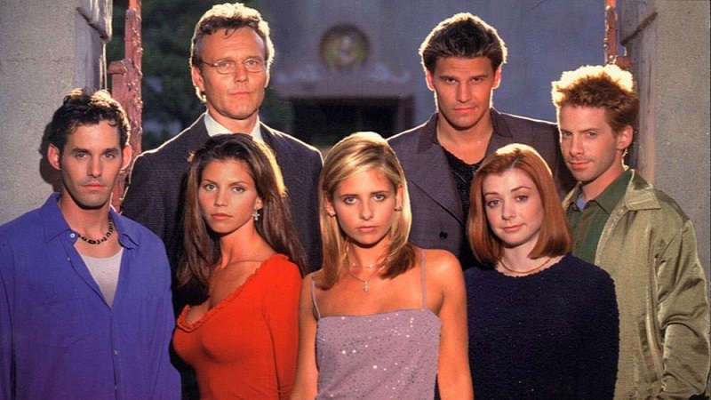 TV classics Buffy the Vampire Slayer, Angel and Firefly are available to stream for free on Facebook 4