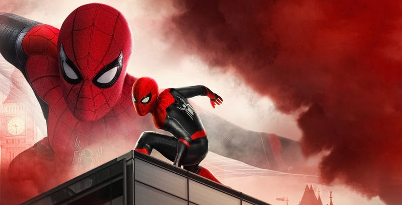 """Spider-Man: Far From Home early reactions tease it as the most """"comic book"""" movie Marvel has yet released"""
