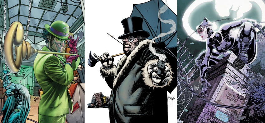 The Batman rumours: Four main villains revealed