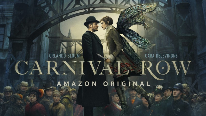 SDCC 2019: The war between humans and fae begin with new trailers for Carnival Row