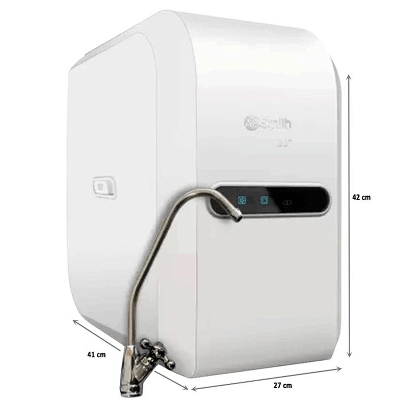 ao smith z2 plus utc ro water purifier