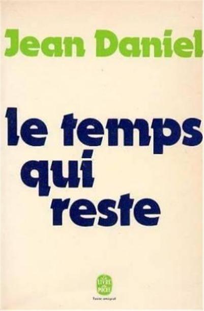 El libro de Jean Daniel publicado en 1973.