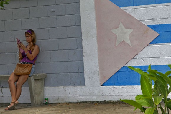 El Kcho Estudio es un centro para la comunidad. Foto: Ismael Francisco/ Cubadebate