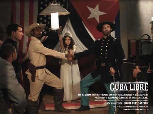 """""""Cuba Libre"""", de Jorge Luis Sánchez.."""