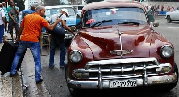 """El Gobierno de La Habana ha puesto un precio máximo a los llamados """"boteros"""". Foto: José Raúl Concepción/ Cubadebate."""