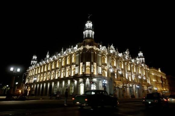 El Gran Teatro de La Habana Alicia Alonso, renovado. Foto: Ismael Francisco / Cubadebate.
