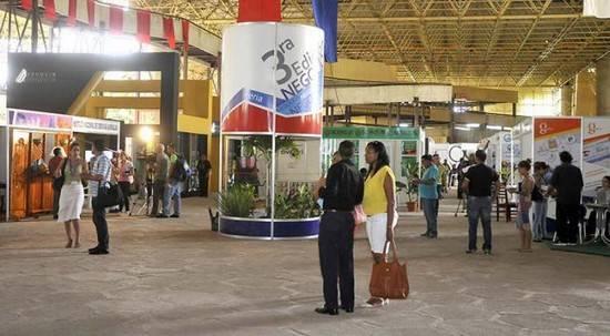Feria de Negocios abre nuevas puertas. Foto: Granma.