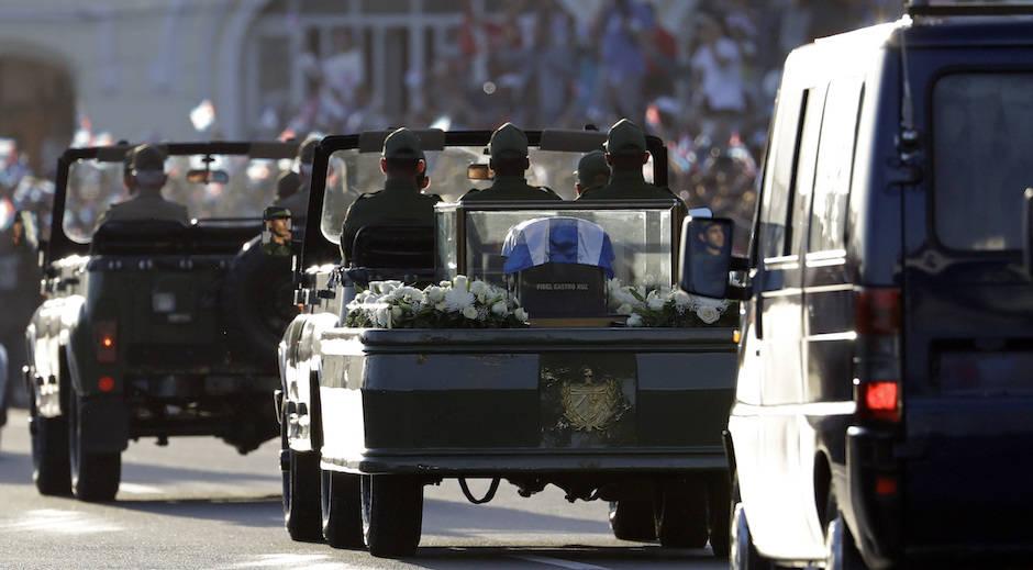 Minuto a Minuto de la Caravana de Tributo a Fidel, miércoles 30 de noviembre