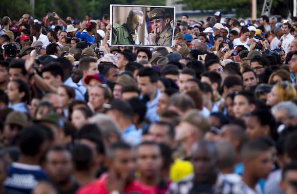 La Plaza de la Revolución. Foto: Ladyrene Pérez/ Cubadebate.