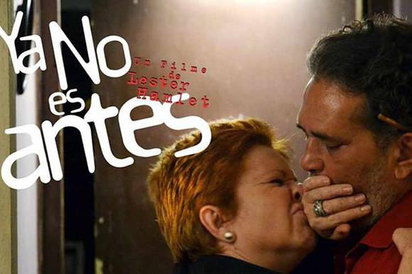 """""""Ya no es antes"""", último filme de Lester Hamlet."""
