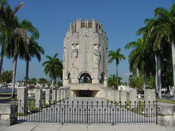 Cementerio de Santa Ifigenia. Foto: Archivo.