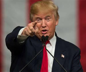 Donald Trump. Foto: AFP.