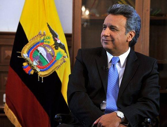 Lenín Moreno, el candidato que encabeza las encuestas en Ecuador quiere continuar la Revolución Ciudadana iniciada por Rafael Correa.