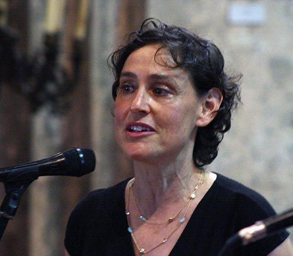 Lisa Gevelber, directora de Markerting de Google para América Latina. Foto: José Raúl Concepción/ Cubadebate.