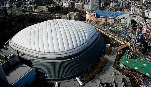 Tokio Dome. Este estadio está ubicado en Tokio, Japón. Tiene capacidad para 55 mil espectadores y presenta pasto sintético. Aquí debutará el equipo de Cuba.