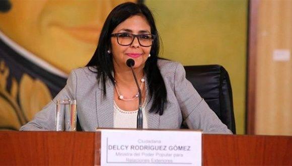 Venezuela exige las debidas excusas de Estados Unidos al vicepresidente Tareck El Aissami. Foto: @vencancilleria