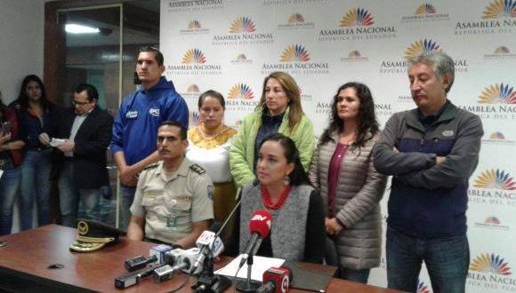 El artefacto, que no llegó a explotar, se encuentra en manos de las autoridades competentes para las respectivas investigaciones. Foto: Andes.