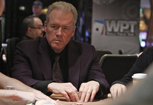 Robert Mercer. Foto: World Poker Tour.