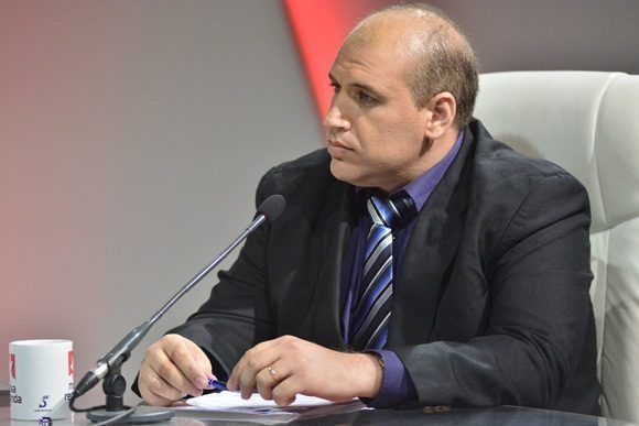 Rudy Montero, especialista principal del Grupo de Evaluación de Riesgos de la Agencia de Medio Ambiente.