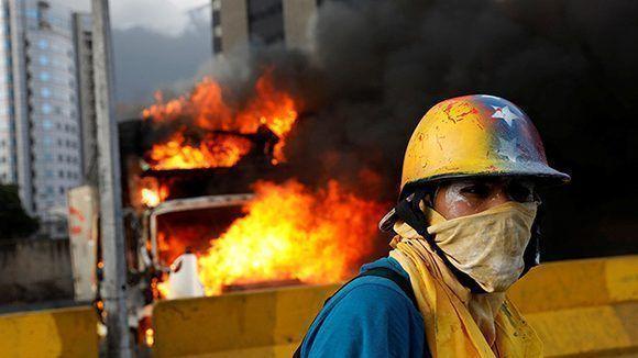 Resultado de imagen para ¿Cómo se financia la violenta oposición venezolana?
