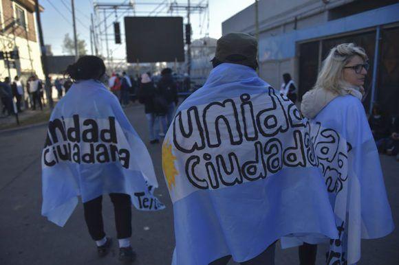 Unidad Ciudadana pretende devolverle el poder al pueblo y liberar a Argentina del neoliberalismo. Foto: @CFKArgentina.