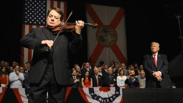 El padre del violinista que Trump exaltó fue uno de los asesinos de Frank País. Foto: Archivo.