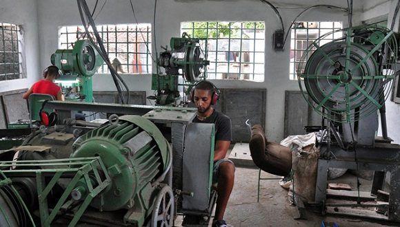 Cooperativa no agropecuaria Los Jiménez. Foto: Periódico Vanguardia.