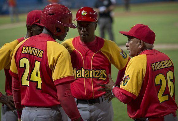Matanzas en mal momento en la pelota cubana