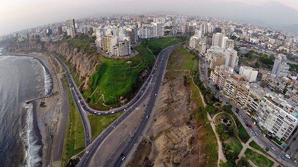 En menos de dos horas se registraron cinco sismos en Lima. Foto: Martin Bernetti/ AFP.