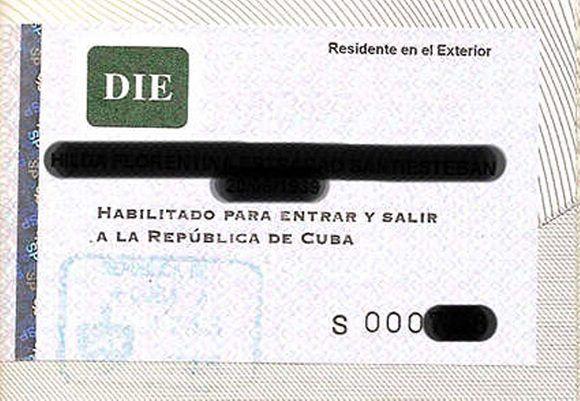 A partir del próximo primero de enero no será necesario la habilitación del pasaporte cubano. Imagen: @CubaMINREX/ Twitter.
