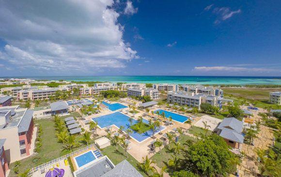 Instalaciones hoteleras también estan listas para recibir la alza turística. Foto: ACN