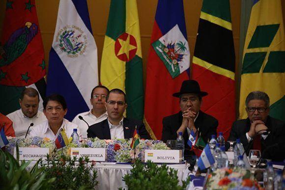 Resultado de imagen de Reunión del Consejo Político de la Alianza Bolivariana para los Pueblos de América, octubre2018