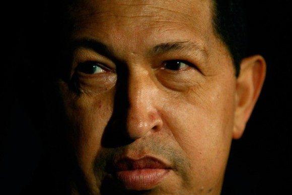 Los ojos de Chávez. Foto: Ismael Francisco/ Cubadebate.