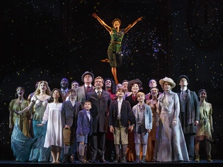 Image result for finding neverland national tour austin