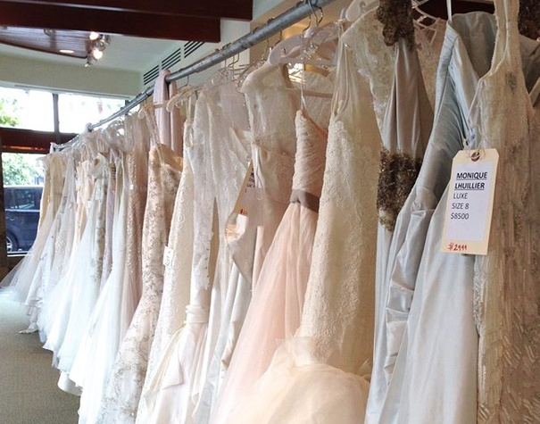 Bridezilla Alert: Largest Designer Wedding Gown Sale Ever